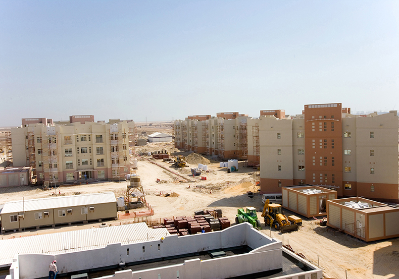 mesaieed housing project